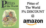 Pittas of the World by Jhannes Erritzoe